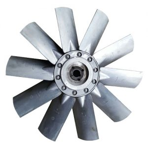 Angle Adjustable Fan Impeller