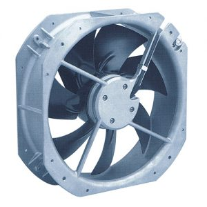 "Compact Fan 8"" & 10"" Single Phase"